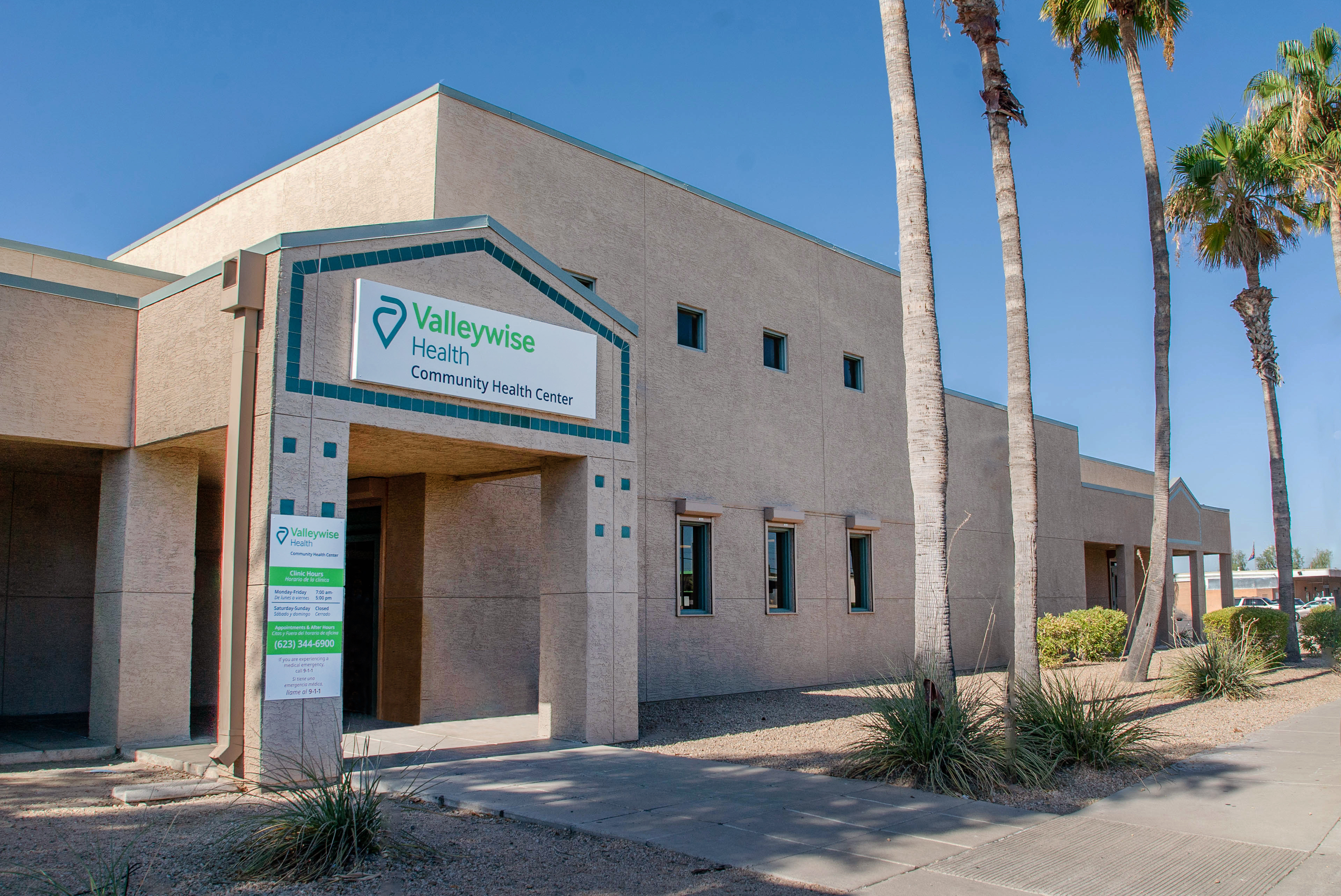 Valleywise Community Health Center Maryvale
