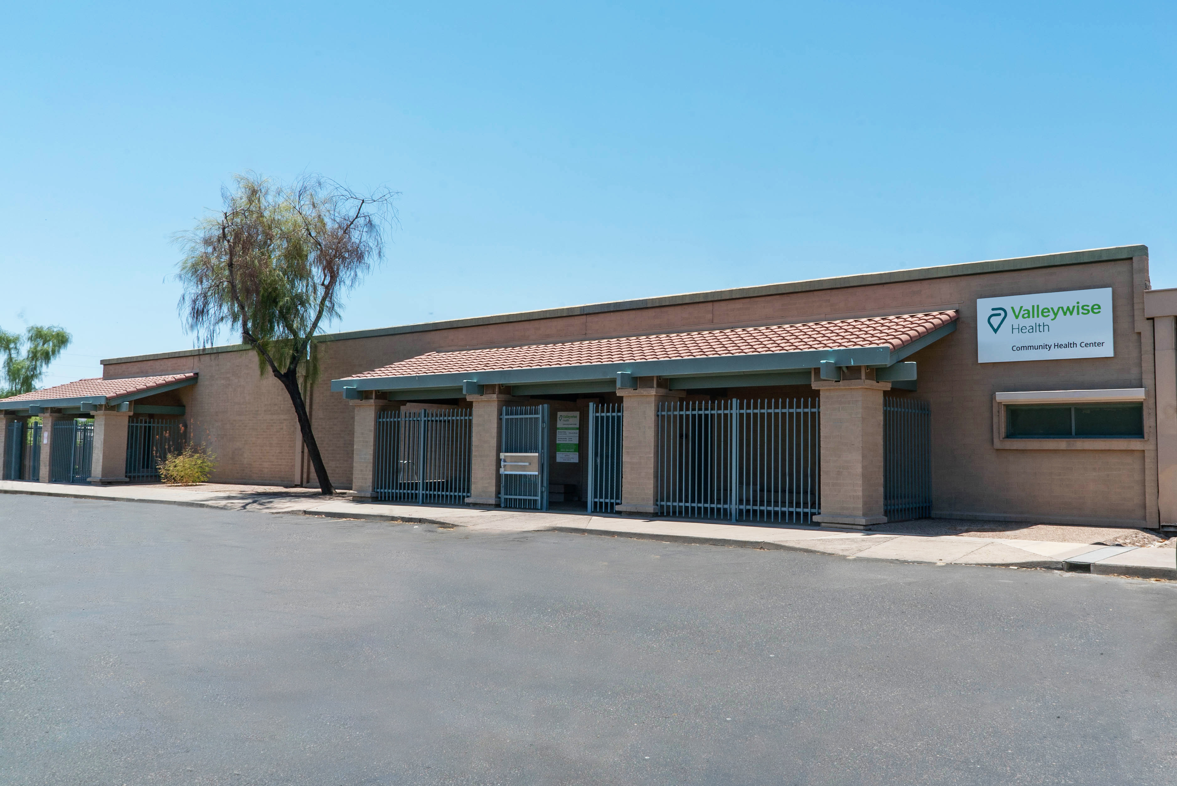 Valleywise Community Health Center South Central Phoenix