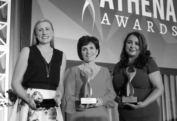 valleywise health at the athena awards