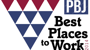 Awards- PBJ Best Places to Work