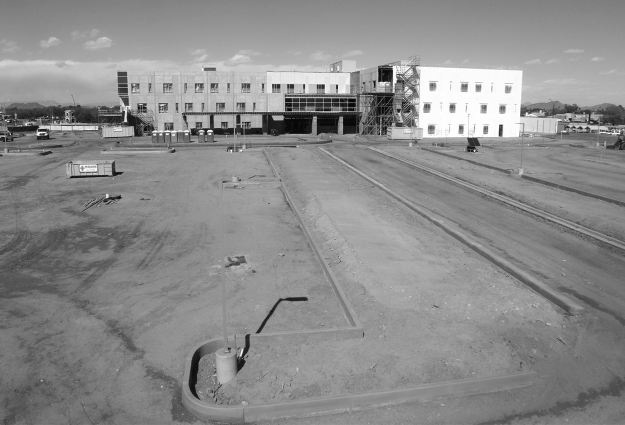 Maryvale Hospital Progress