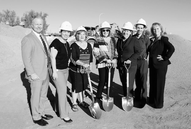 Valleywise Health Groundbreaking Coverning Council