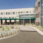 Valleywise Health CHC Peoria Enscape