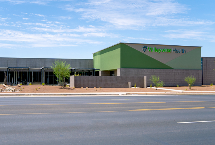 Valleywise Community Health Center – South Phoenix/Laveen