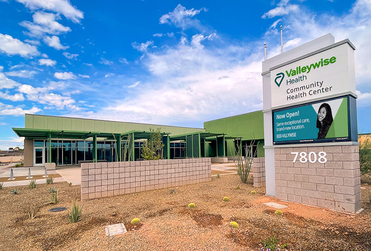 Valleywise Community Health Center – West Maryvale
